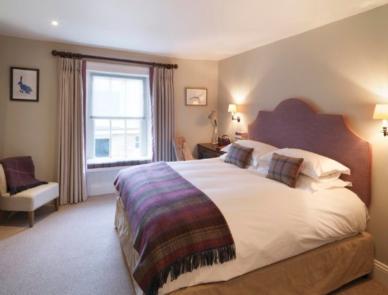Lord Crewe Arms, Blanchland: Guest room
