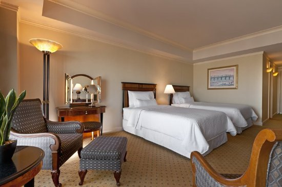 The Westin Tokyo: Guest room
