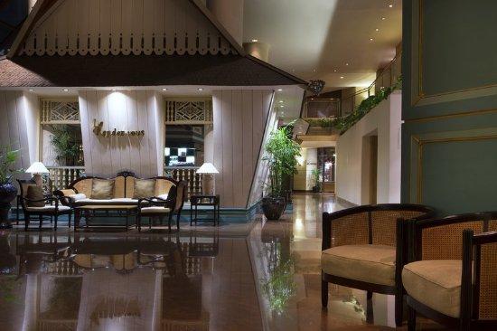 Le Meridien Jakarta: Restaurant
