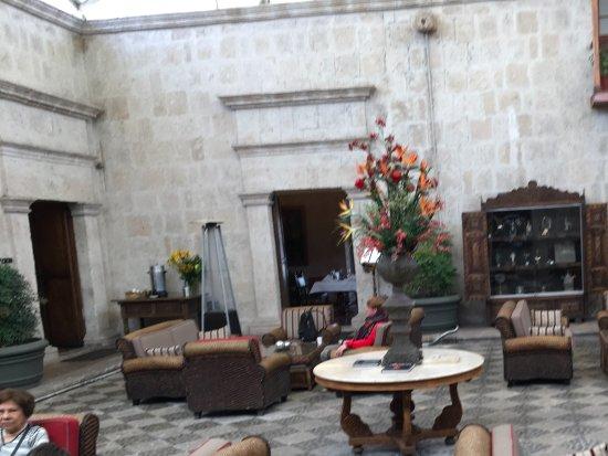 كازا أندينا برايفات كوليكشن أريكويبا: Casa Andina Premuim Private Collection Hotel