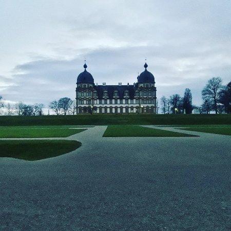 Memmelsdorf, Alemania: Restaurant Cafe Schloss Seehof
