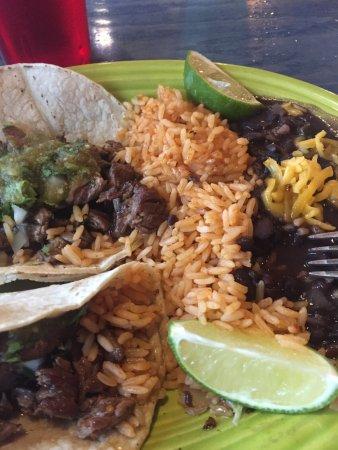 Plainfield, IL: Tacos Mexicanos with Steak