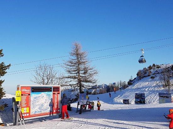 Steinplatte Skigebiet Bild Von Steinplatte Waidring Tripadvisor