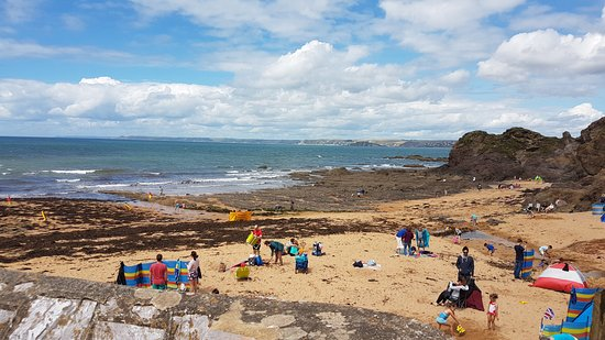 Hope Cove, UK: Nice beach