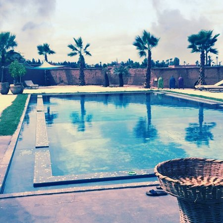 riad tchina mandarina b b marrakech maroc voir les