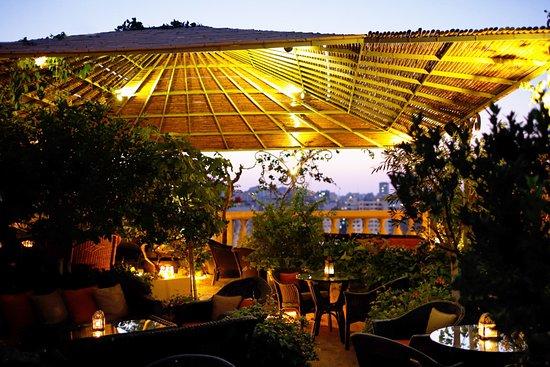 Hotel Albergo: Albergo Rooftop / Terrace