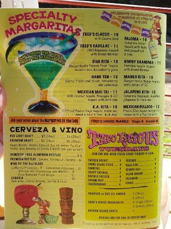 Fred S Mexican Cafe Kihei Hi
