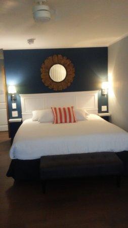 Banana Bay Resort and Marina Marathon: comfy bed