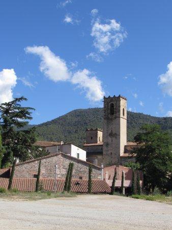 Canoves i Samalus, Ισπανία: Iglesia de Sant Muç en Cànoves.