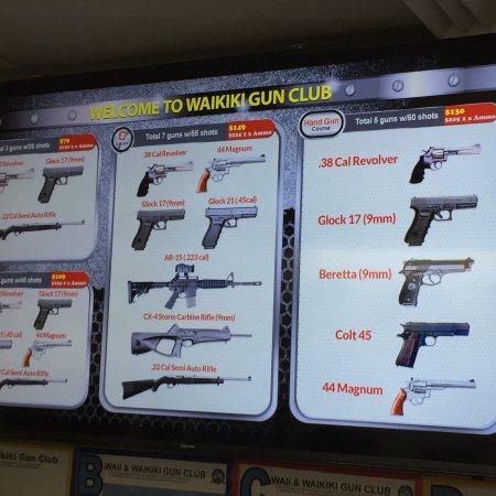 Waikiki Gun Club