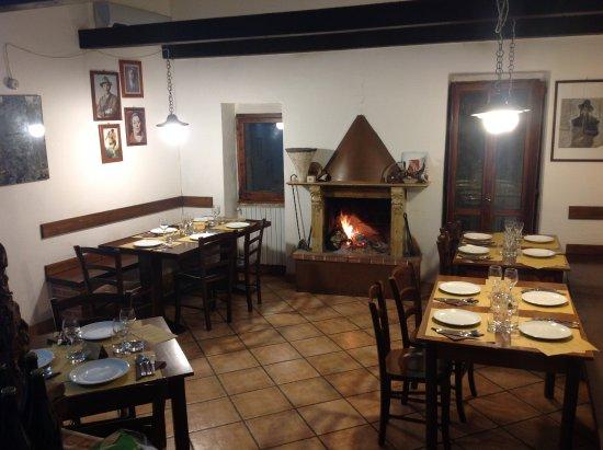 Castelnuovo al Volturno, Italie : Atmosfera accogliente