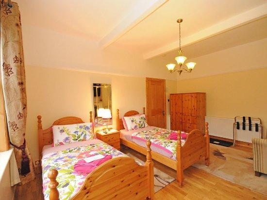 Kinlochleven, UK: Twin Room