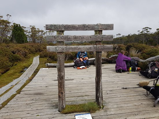 Cradle Mountain Huts Photo