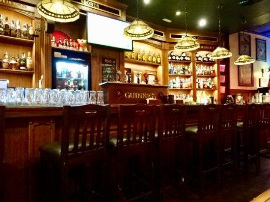 The Museum irish pub