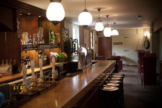 Nailsworth, UK: The Bar