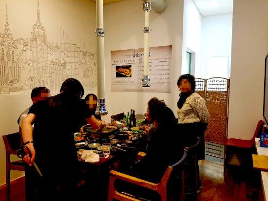 N.Fourseason: Room (4~11persons)