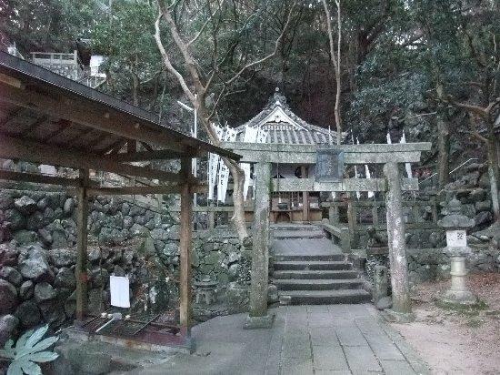 Shima, Japan: 爪切不動尊