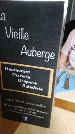 Matignon, França: Très bon restaurant