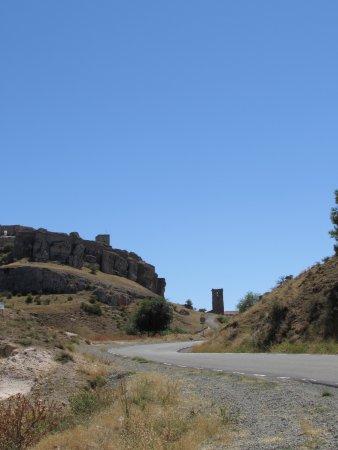 Castillo de Atienza (Guadalajara).