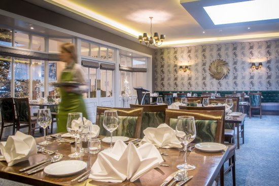 Newcastle West, Ирландия: Restaurant Table 21