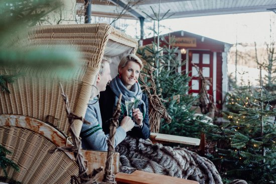 Hof bei Salzburg, Austria: Winter Lounge