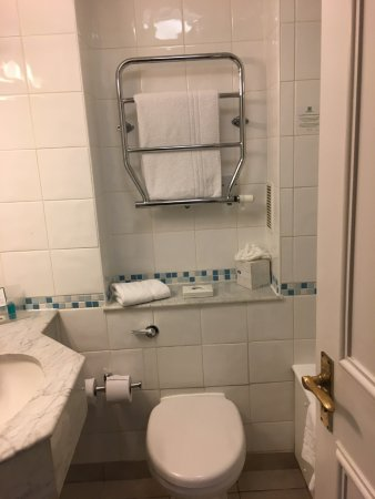 Holiday Inn London-Heathrow M4, Jct. 4: Toilet And Fresh Clean Towels.