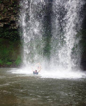 Araguari, MG: Cachoeira Londrina