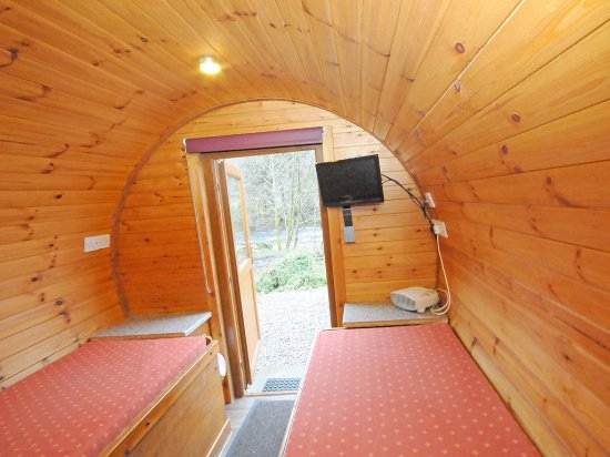 Kinlochleven, UK: Internal of mini lodge
