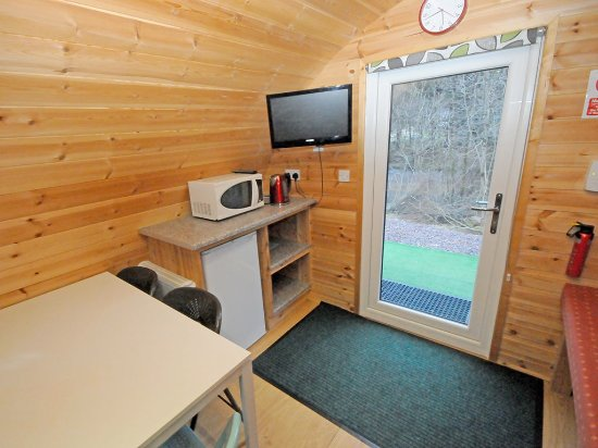 Kinlochleven, UK: internal of mega lodge