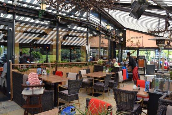 Veldhoven, Hollanda: Brasserie Ludiek