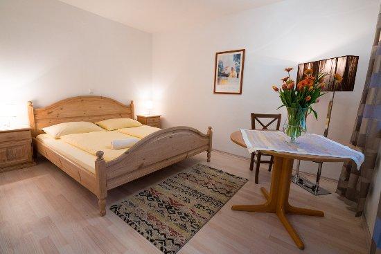 Reifnitz, النمسا: Schlafzimmer im Apparment