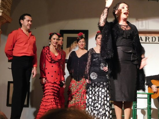 Tablao Flamenco Cardenal: Thank You