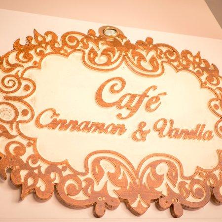 Fanabe, إسبانيا: Cinnamon & Vanilla Cafe