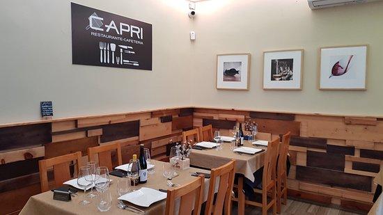 Abrasador capri illescas fotos n mero de tel fono y - Restaurantes en illescas toledo ...