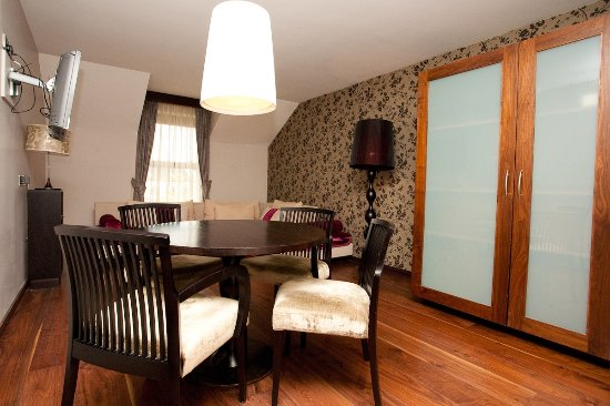 Barna, Ireland: Marvellous Suites are designed with families in mind