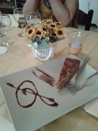 Trattoria La Collina: piatto
