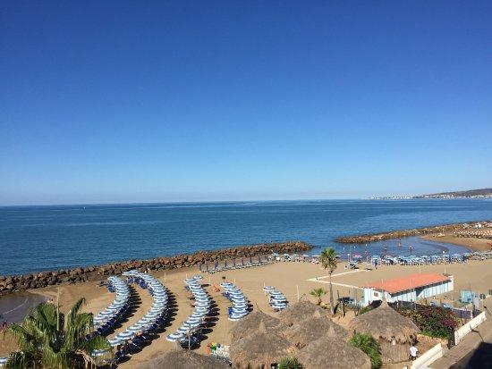 Hotel Pino al Mare : Vista