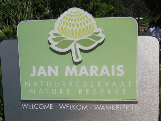 Jan Marais Nature Reserve