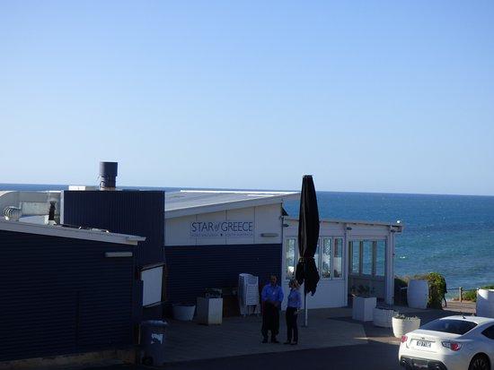 Port Willunga, ออสเตรเลีย: Front of the restaurant