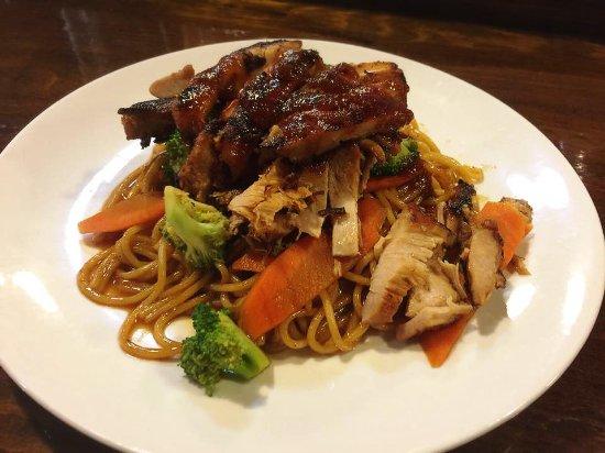 Farmington, MO: Malibu Chicken Noodle