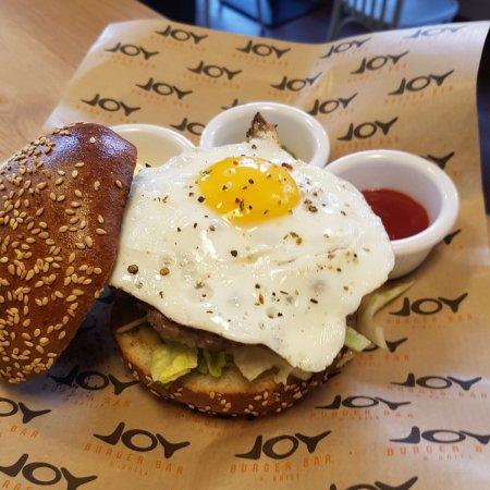 Joy Burger Steakhouse: Super burgers