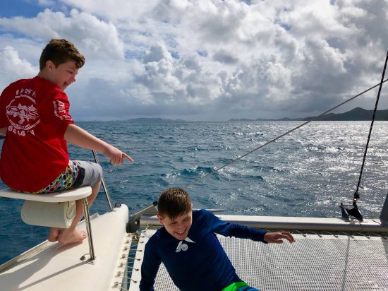 Kuralu Private Catamaran Charters: Sailing the BVI