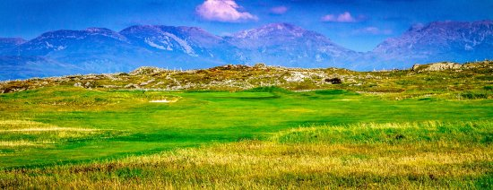 Ballyconneely, Ireland: Connemara Links Golf