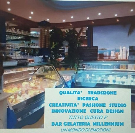 Bar Gelateria Millennium