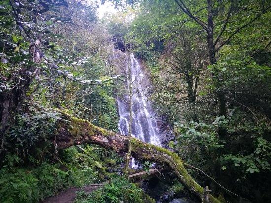 Mirveti Waterfall