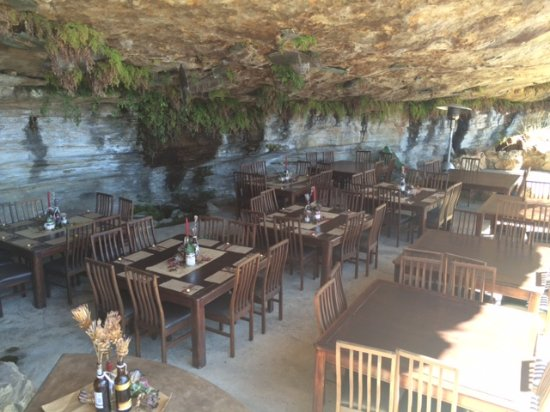 Ermelo, South Africa: Function seating area
