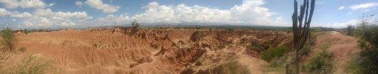 Villavieja, كولومبيا: Desierto rojo - la Tatacoa