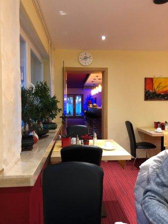 Biberach (Riss), Alemania: Breakfast Restaurant