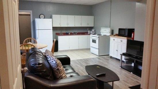Cormack, Kanada: Efficiency Unit