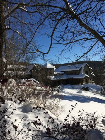 Lost River, Virginia Occidentale: Property in Winter Snowfall